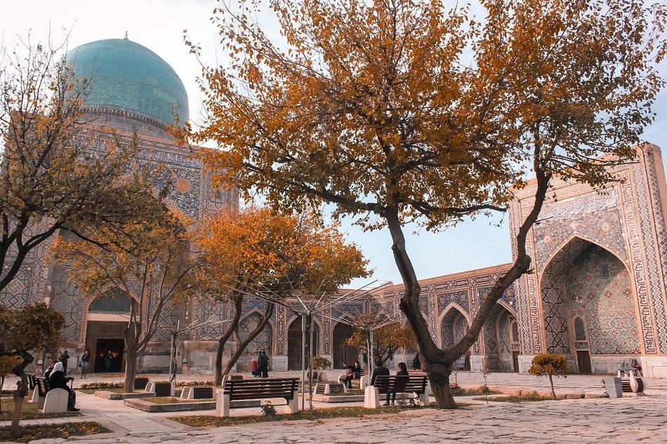 Silk & Sogda Tour in Uzbekistan