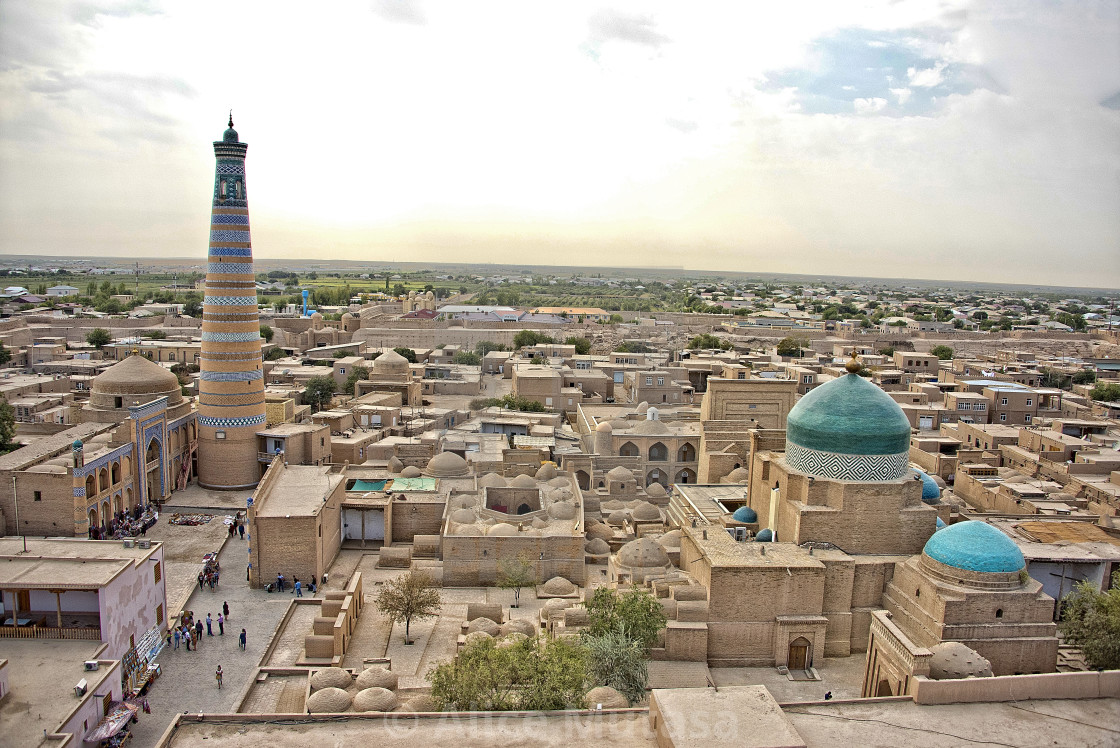 Khiva – Open Air Museum! - SILK TOUR Uzbeksitan