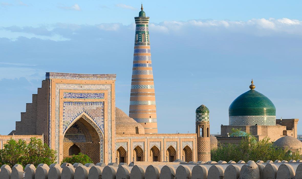 Хива – город-музей под открытым небом - SILK TOUR Uzbeksitan