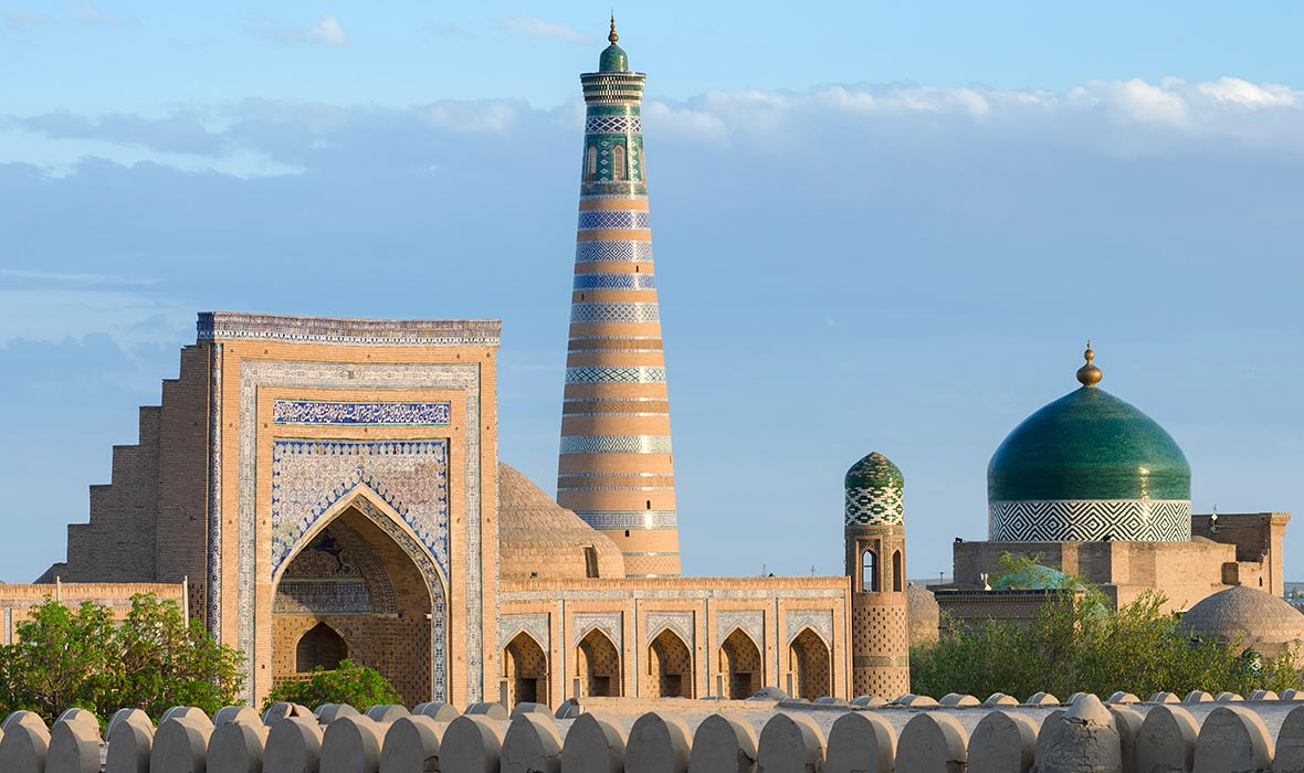Khiva – Open Air Museum! - SILK TOUR Uzbeksitan
