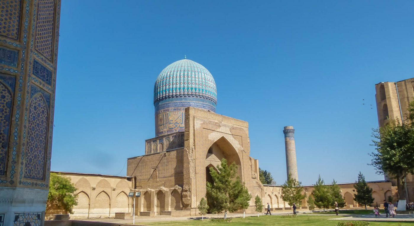 Самарканд – центр культур - SILK TOUR Uzbeksitan