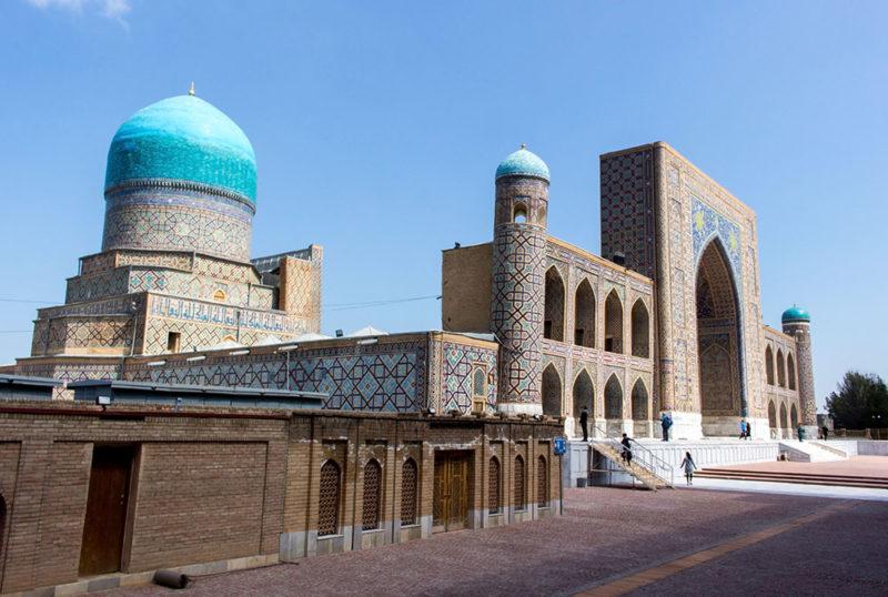 Samarkand – Crossroads of Cultures! - SILK TOUR Uzbeksitan