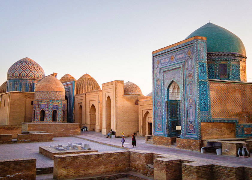Samarkand – Zentrum der Kulturen - SILK TOUR Uzbeksitan