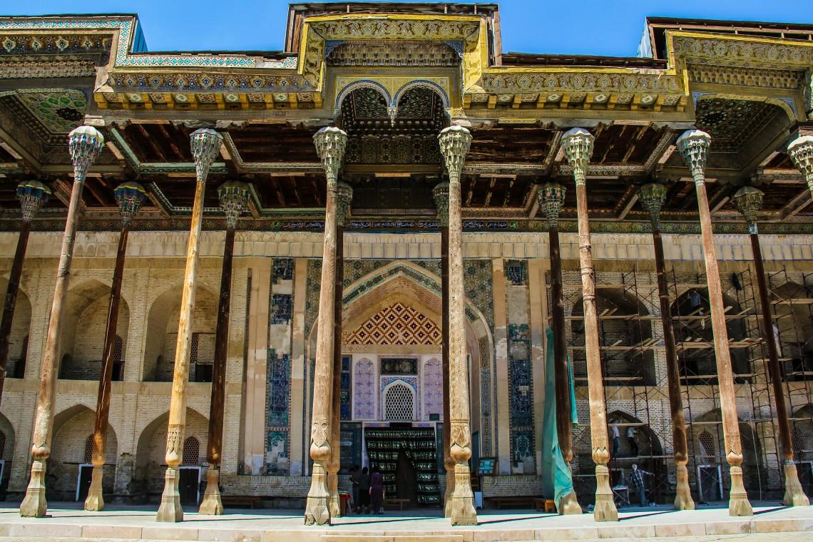 Boukhara - SILK TOUR Uzbeksitan