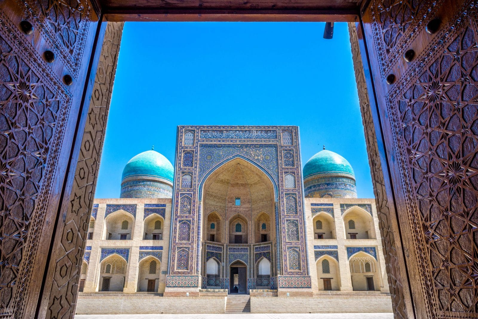 Bukhara – The Sacred City! - SILK TOUR Uzbeksitan