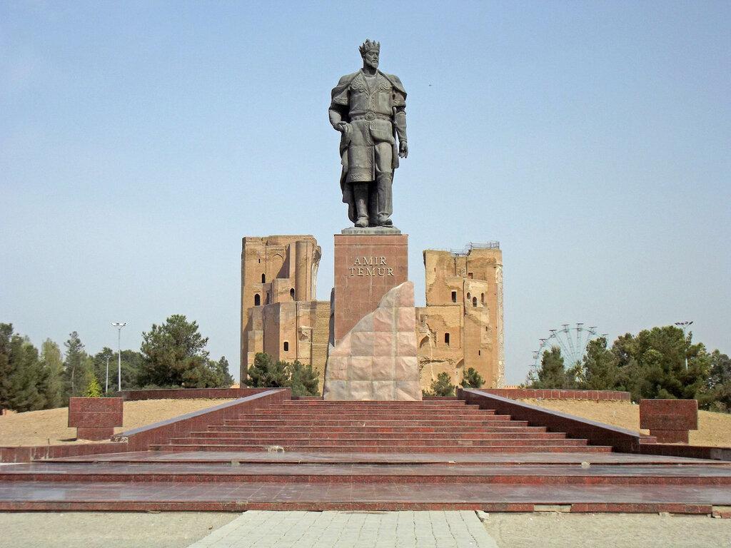 Shahrisabz - SILK TOUR Uzbeksitan