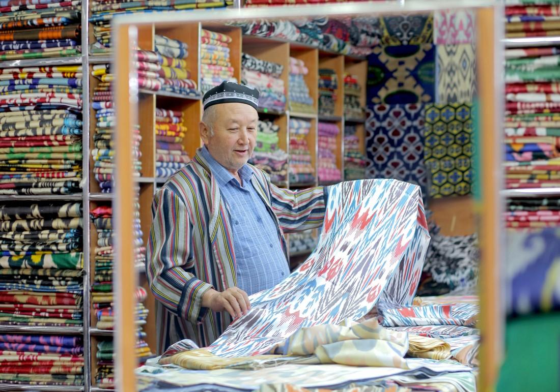 Fergana Valley - SILK TOUR Uzbeksitan
