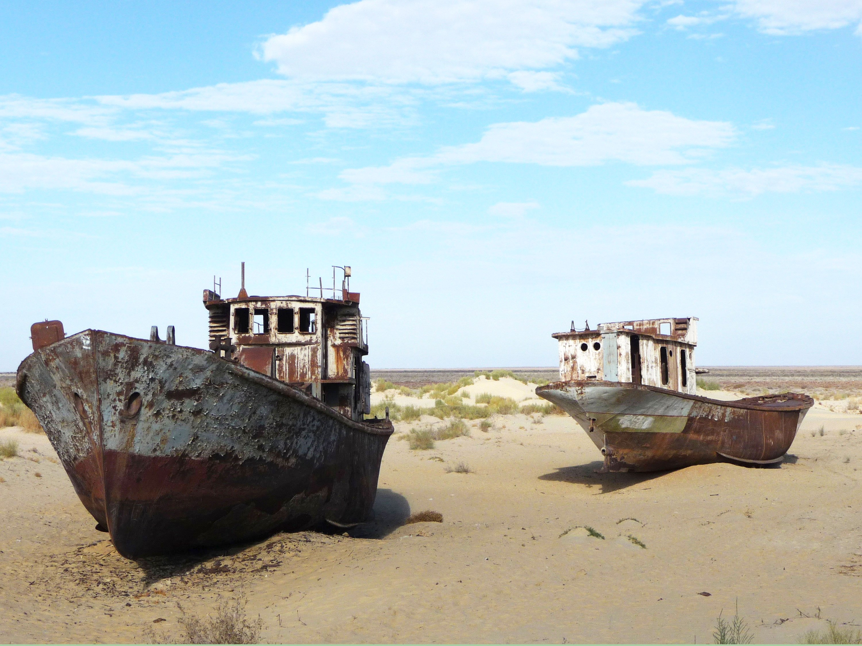 Aral Sea - SILK TOUR Uzbeksitan