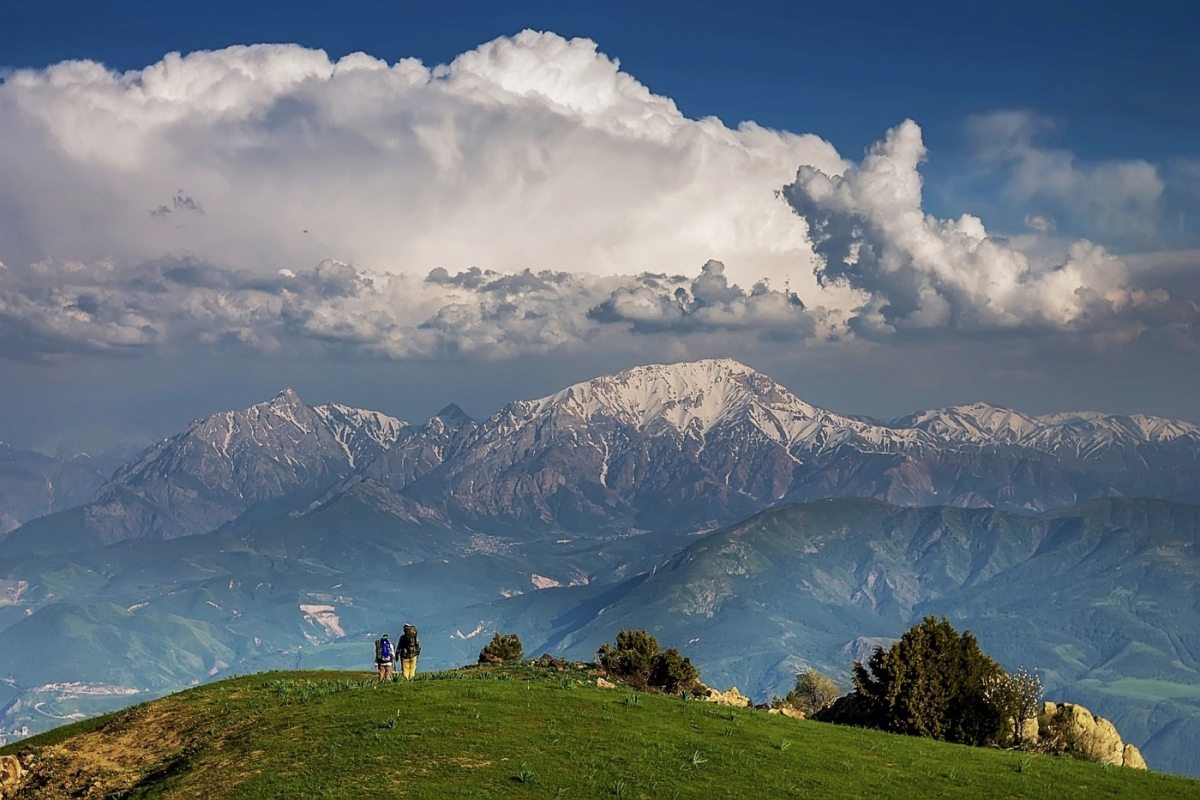 Chimgan – Winter activities - SILK TOUR Uzbeksitan