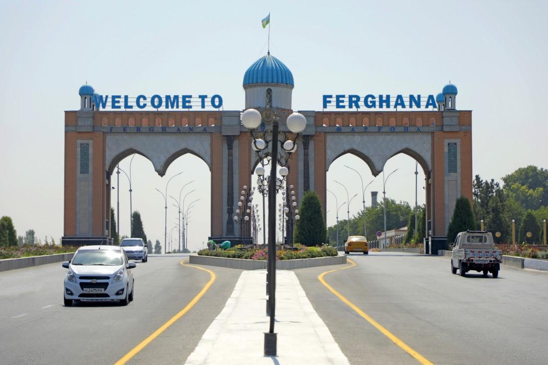Vallée de Ferghana - SILK TOUR Uzbeksitan