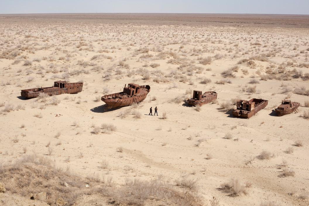 Louvre in der Wüste - SILK TOUR Uzbeksitan