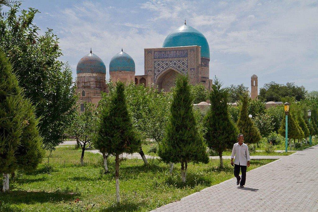 Shahrisabz – Birthplace of Timur! - SILK TOUR Uzbeksitan