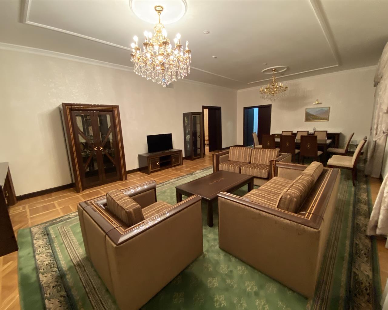 Гостиница Резиденс Парк - SILK TOUR Uzbeksitan