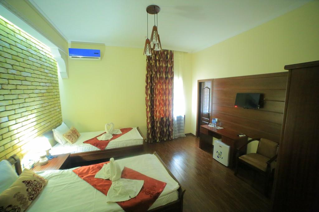 Hotel Arkanchi - SILK TOUR Uzbeksitan