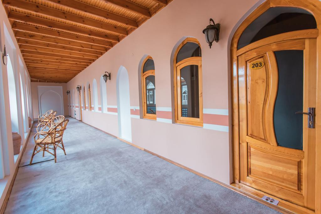 Hotel Adras House - SILK TOUR Uzbeksitan