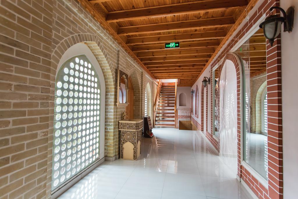 Гостиница Adras House - SILK TOUR Uzbeksitan