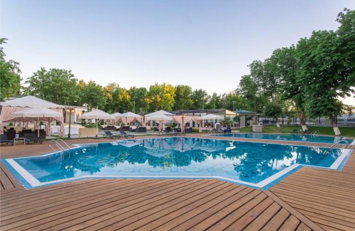 City Palace Hotel - SILK TOUR Uzbeksitan
