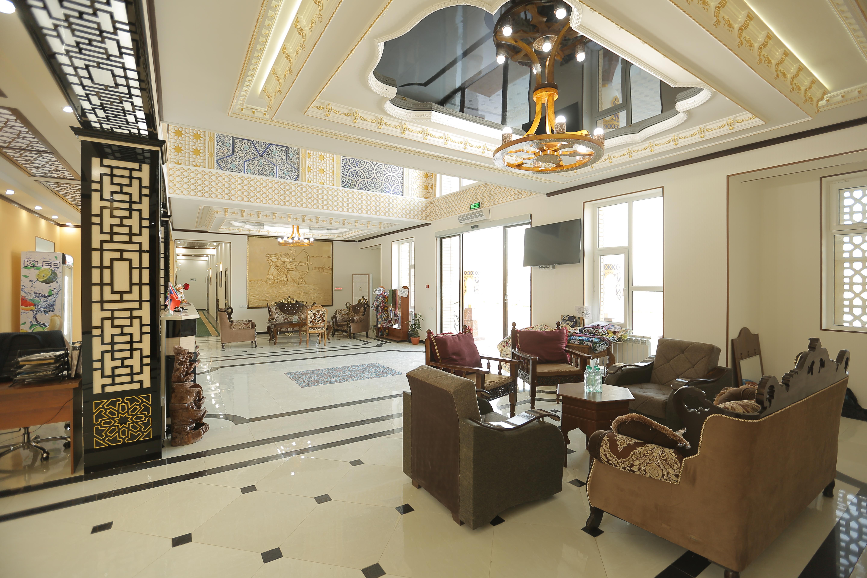 Hotel Khiva Palace - SILK TOUR Uzbeksitan