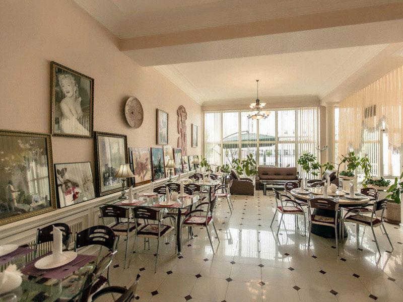 Hotel Konstantin - SILK TOUR Uzbeksitan