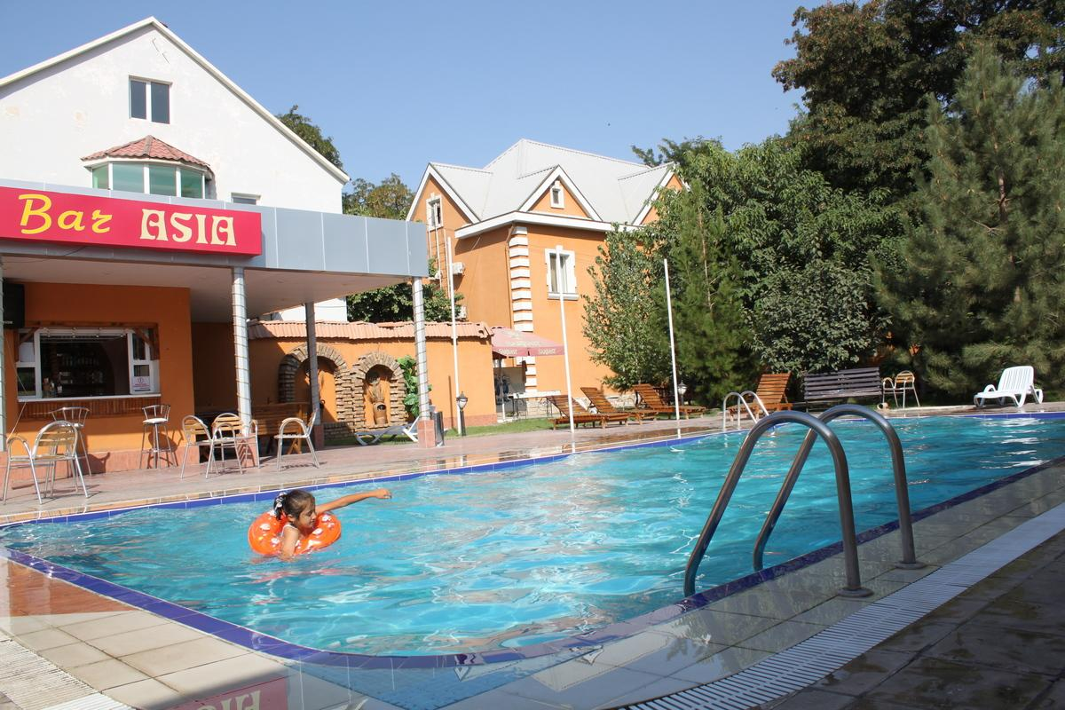 Гостиница Азия Фергана - SILK TOUR Uzbeksitan