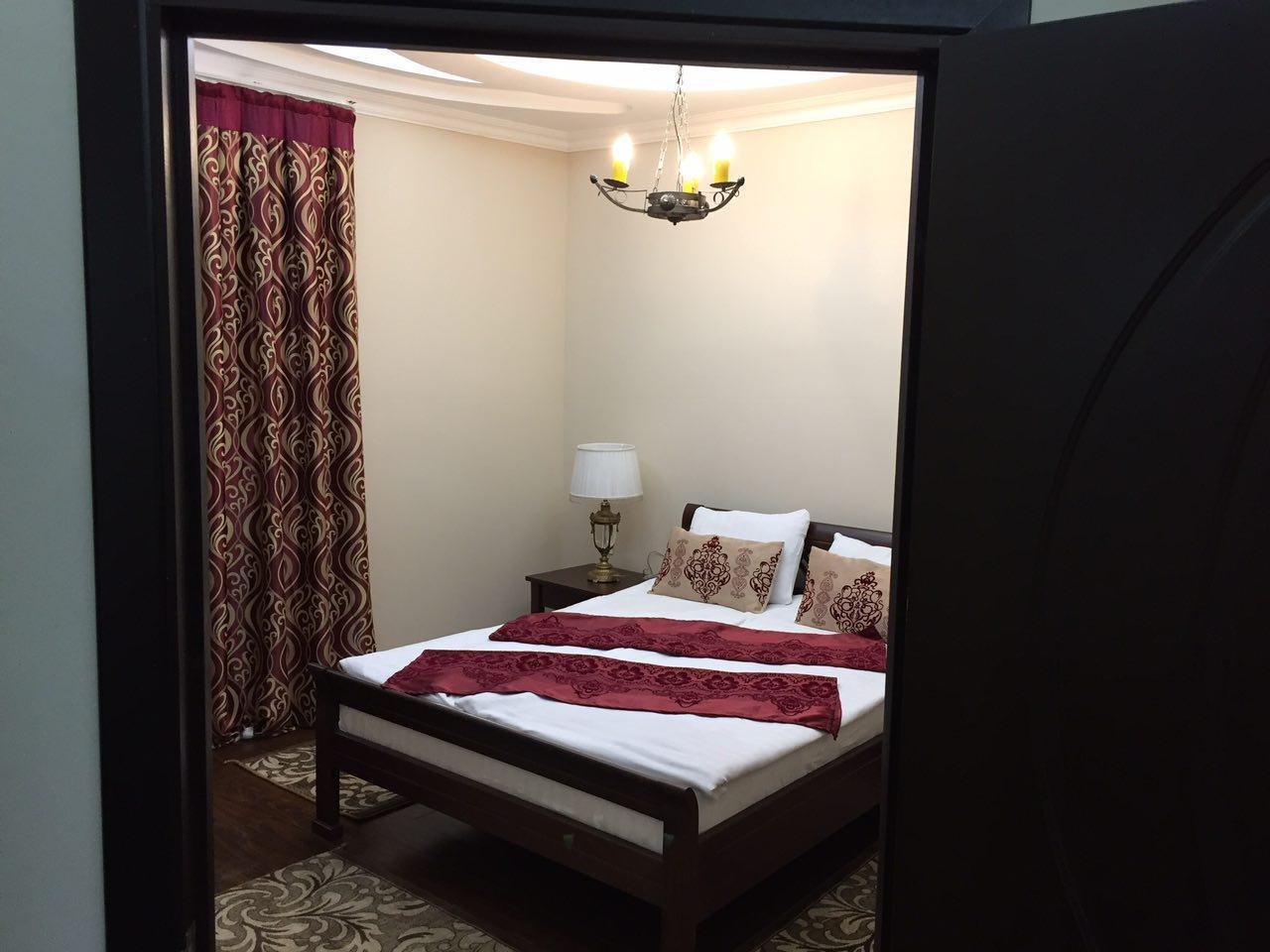 Гостиница Арканчи - SILK TOUR Uzbeksitan