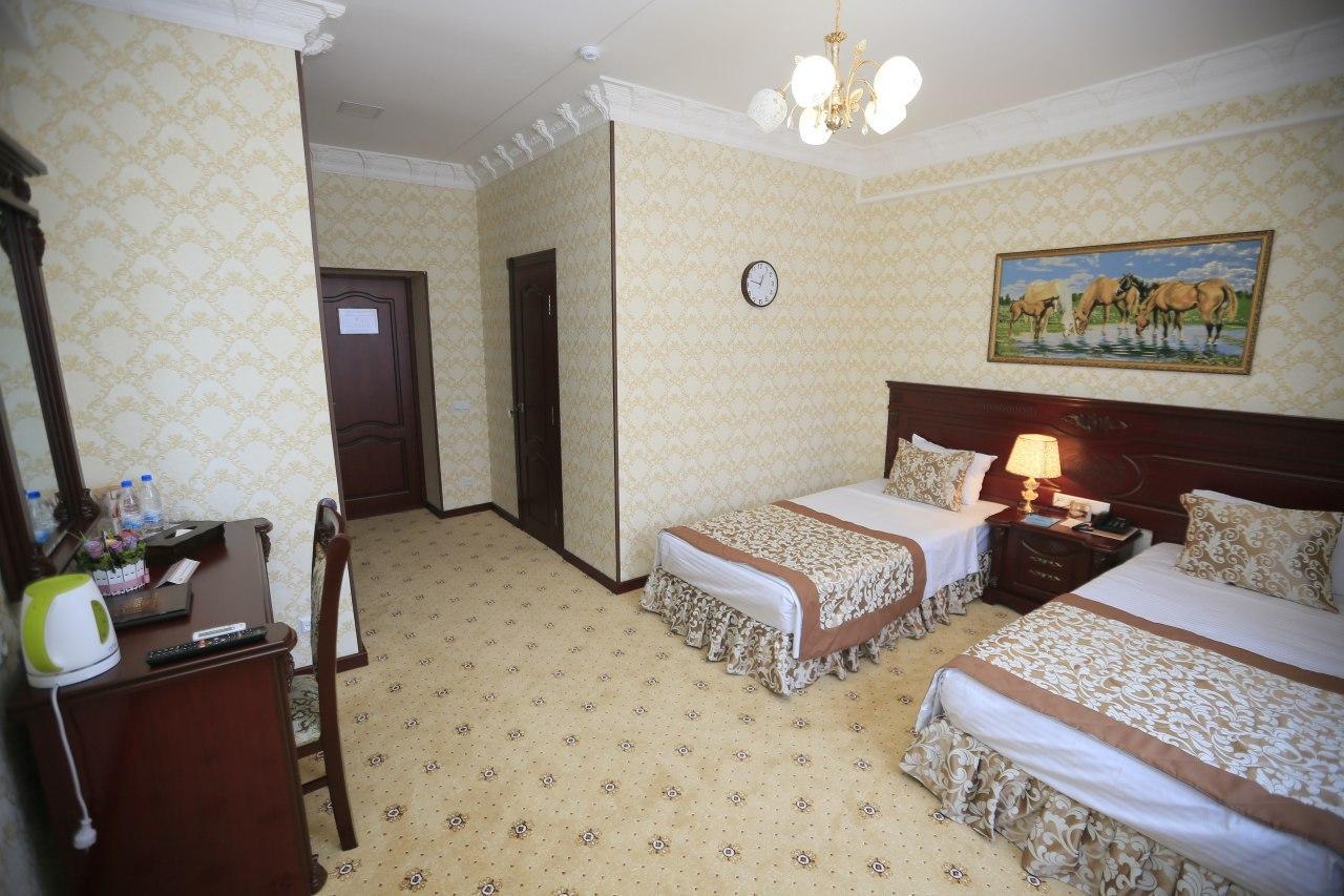 Hotel Asia Fergana - SILK TOUR Uzbeksitan