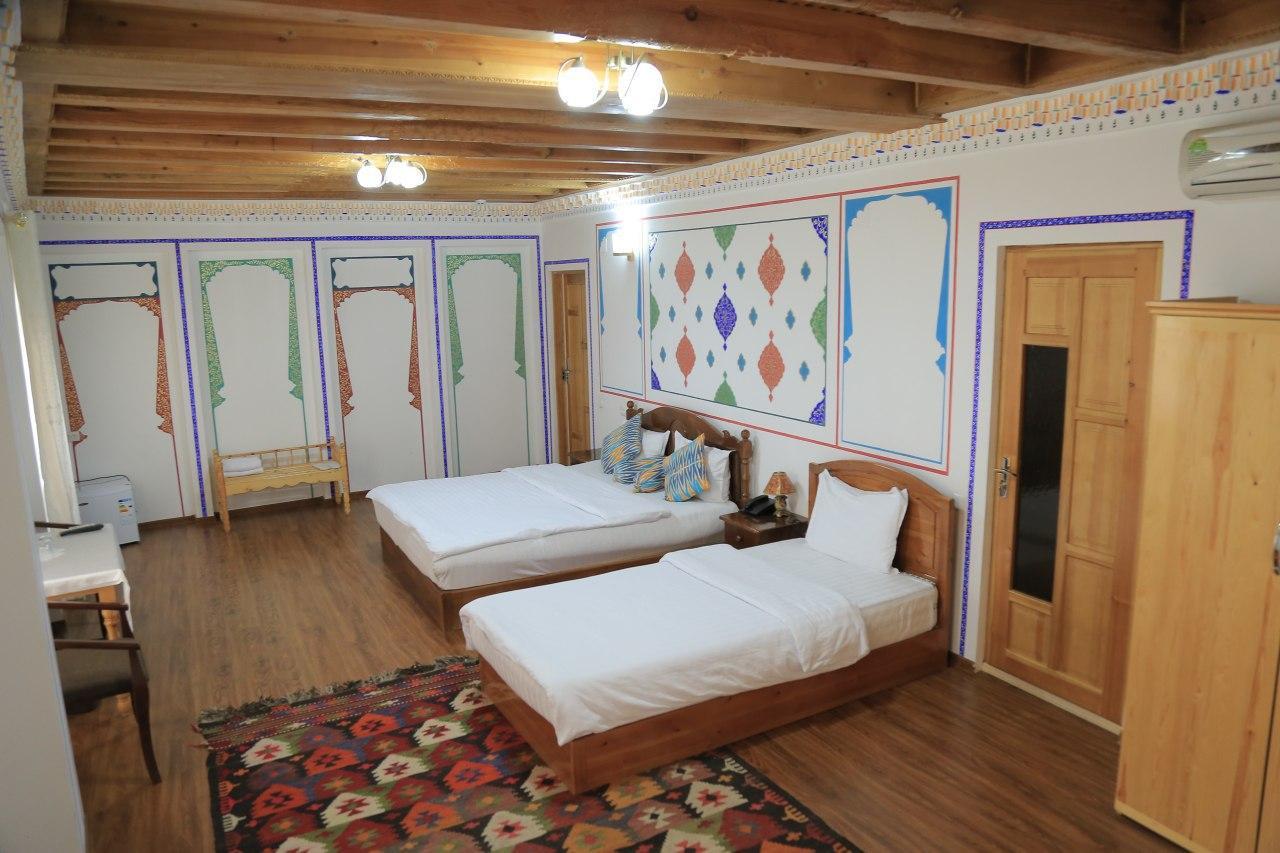 Hotel As-Salam - SILK TOUR Uzbeksitan