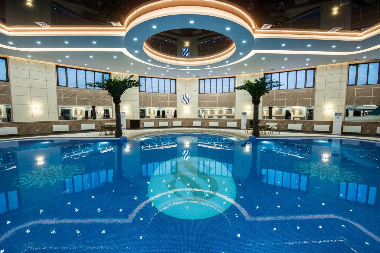 Hotel Simma SPA & Water Park - SILK TOUR Uzbeksitan