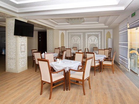 Hotel Khiva Lokomotive - SILK TOUR Uzbeksitan