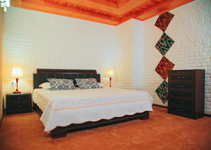 Гостиница Арба - SILK TOUR Uzbeksitan
