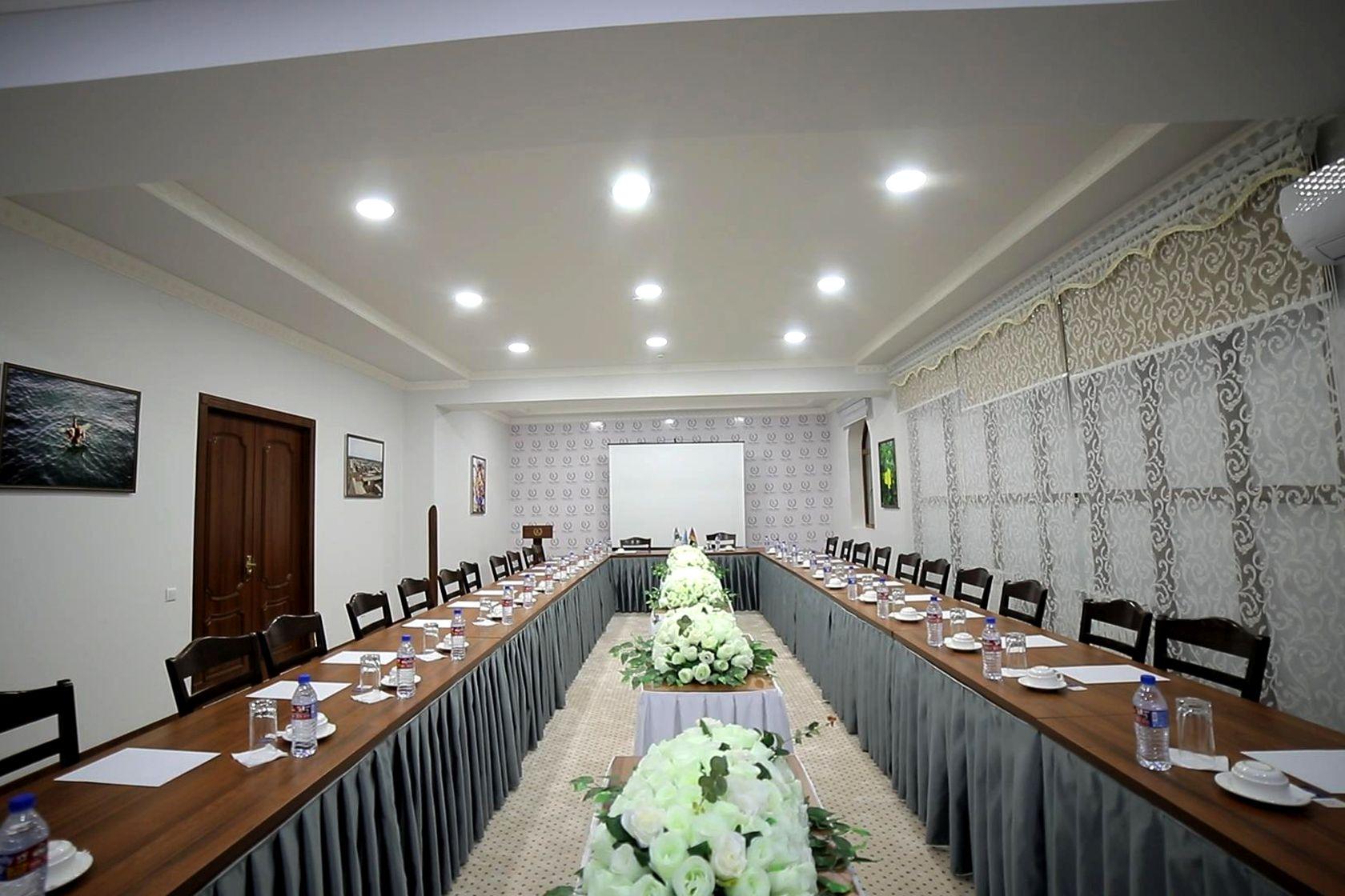 Hotel Erkin Palace - SILK TOUR Uzbeksitan