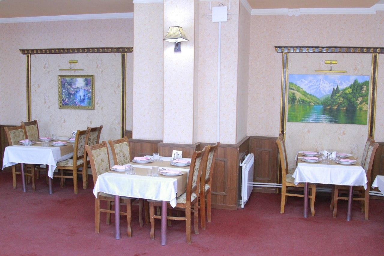 Hotel Meridian - SILK TOUR Uzbeksitan